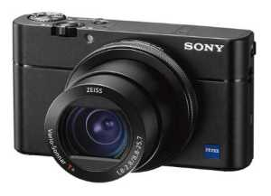 Sony RX100VA (NEWEST VERSION) 20.1MP Digital Camera