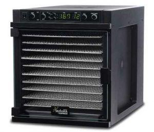 Tribest Sedona Express SDE-S6780-B Digital Food Dehydrator