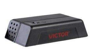 Victor M250S No Touch, No See Upgraded Electronic Mouse Trap