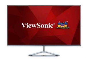 ViewSonic VX3276-MHD Frameless IPS 32-inch Monitor