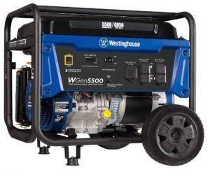 Westinghouse WGen5500 Portable Generator