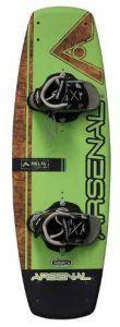 Hydroslide Helix Wakeboard, Green