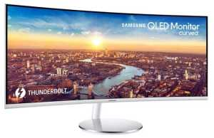 Samsung 34-Inch Ultrawide Curved Gaming Monitor