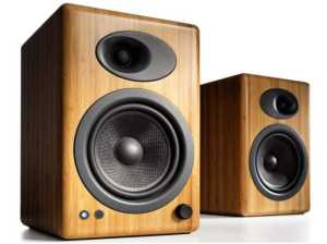 Audioengine A5 Plus Bookshelf Speakers
