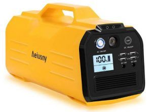 Aeiusny Portable Power Solar Generator