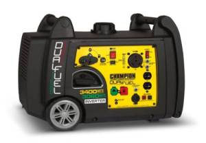 Champion 3400W Portable Inverter-Generator