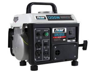 Pulsar 1,200W Gas-Powered Portable Generator
