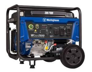 Westinghouse WGen7500 Portable Generator