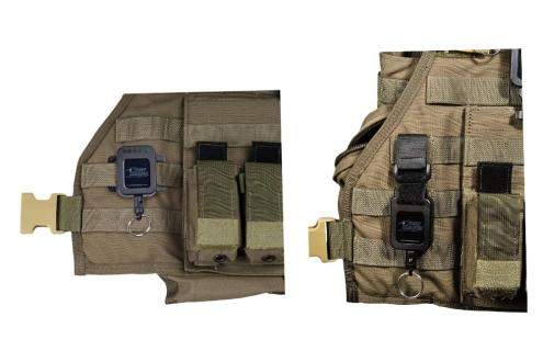 LE MOLLE Gear Tethers