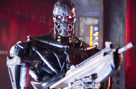 a robot literal definition of harder, better, faster, stronger