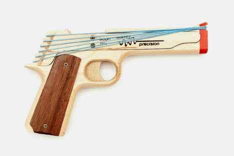 1911 Rubber Band Gun