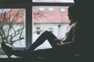 sad images girl