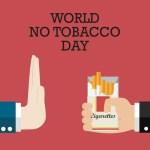 World No Tobacco Day 31 May 2020