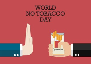 World No Tobacco Day 31 May 2020