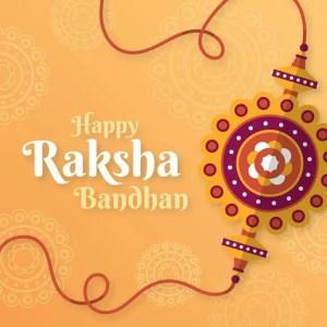 raksha bandhan whatsapp status