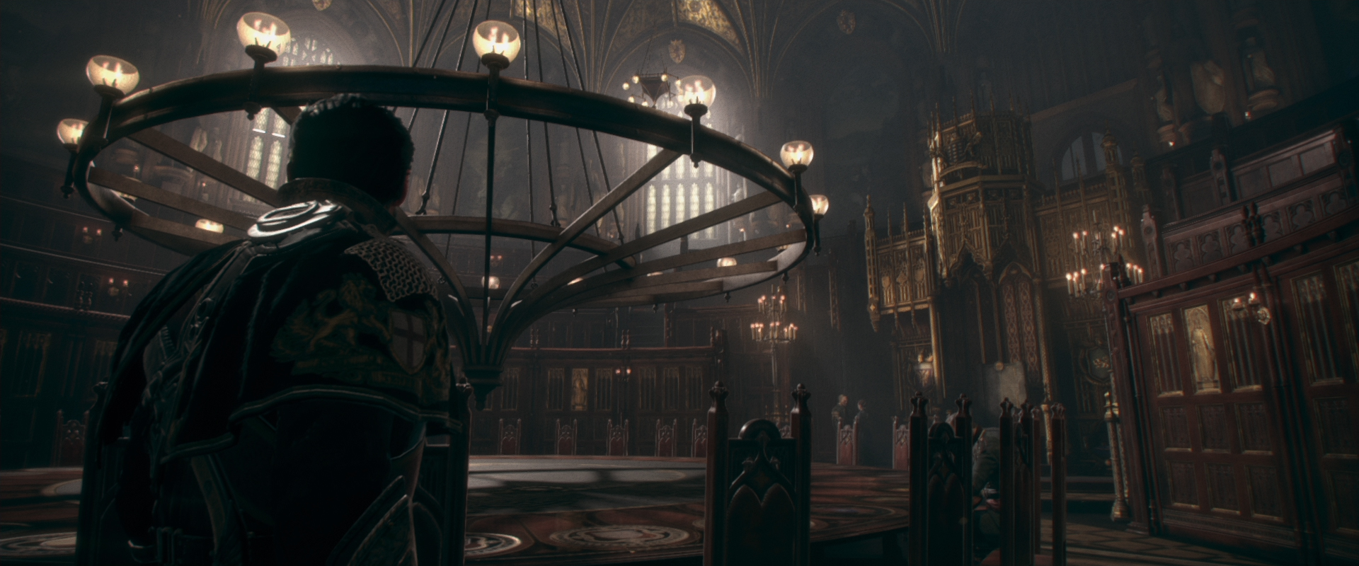 The Order 1886 Direct-Feed Screenshots Will Blow Your Mind ...
