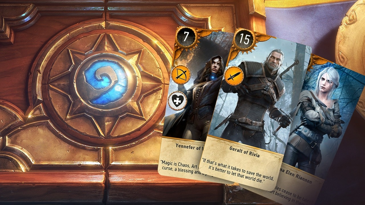 the witcher 3 list of gwent cards that