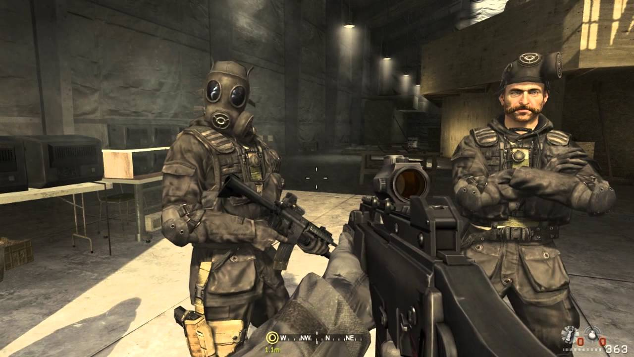 Call Of Duty Modern Warfare 4 Remaster Could Release