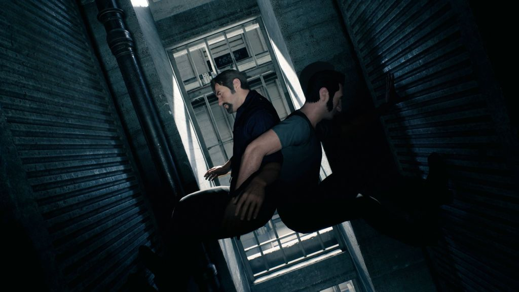 Image result for A Way Out Xbox