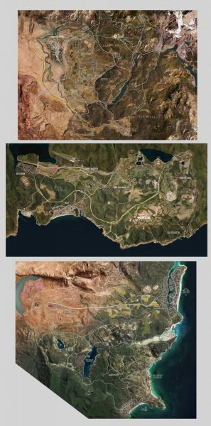 Forza Horizon 4 Full World Map Is Huge  Comparison To Previous Games Forza Horizon 4 is set in the UK  It is being developed by Playground  Games  who were announced to be acquired by Microsoft at E3 2018