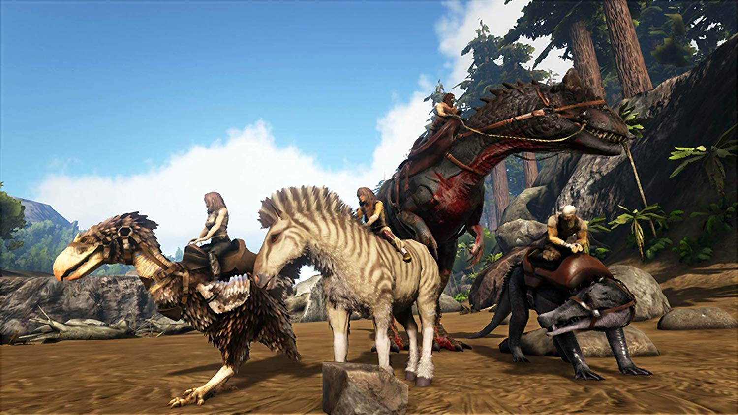 Ark Survival Evolved Switch Screens (1)
