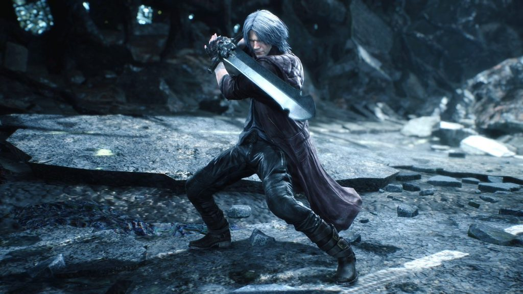 Screenshots Showing Dante In Action Leaked For Devil May Cry 5