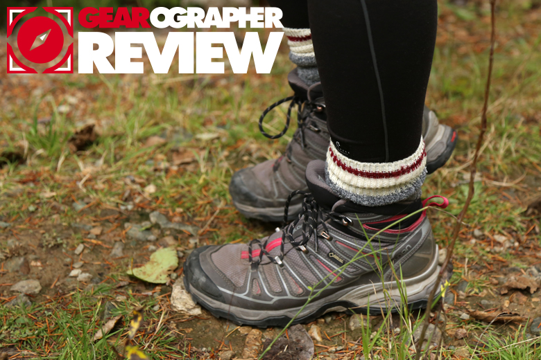 Review: Salomon X Ultra Mid 2 GoreTex Women's Hiking Boots – GEAROGRAPHER