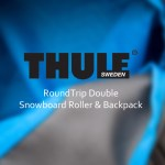 Review: Thule's First Rolling Snowboard Bag
