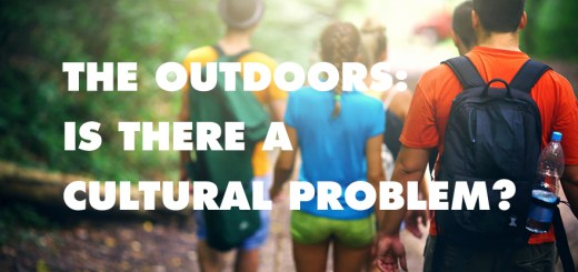 outdoors culture problem