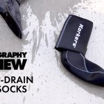REVIEW: Korkers 3.5 mm I-Drain Wading Socks