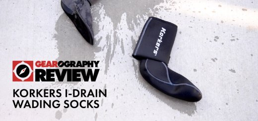 Korkers I-Drain Wading Socks Review