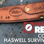 REVIEW: Coalatree Haswell Survival Knife