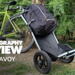 Review: Burley Travoy Bike Trailer