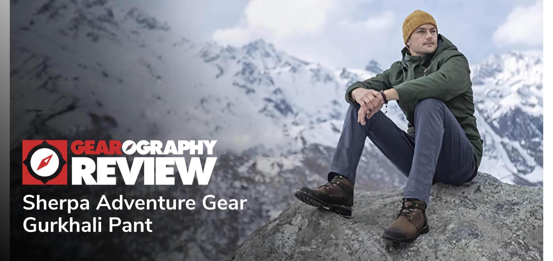 Sherpa Gurkhali pant