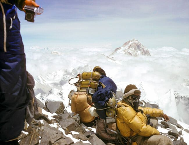 How to Collect a Mountain, According to World-Class Athletes