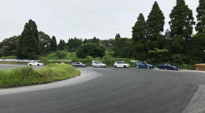 お手軽4輪練習会 in 南千葉サーキットは、13日土曜日開催!