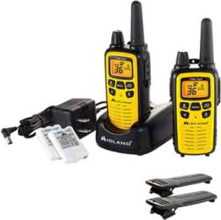 Midland - LXT630VP3, 36 Channel FRS Two-Way Radio