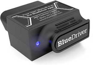 BlueDriver Bluetooth Pro OBDII Scan Too