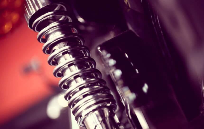 best shocks for Harley Dyna