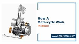How A Motorcycle Works