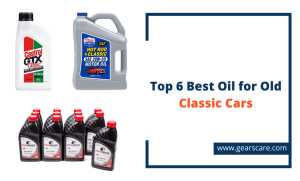 best oil for old classic cars