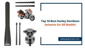 Harley Davidson Antenna