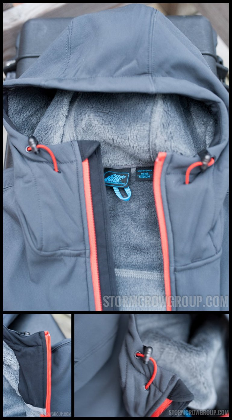 Eastern Mountain Sports - Fader Jacket