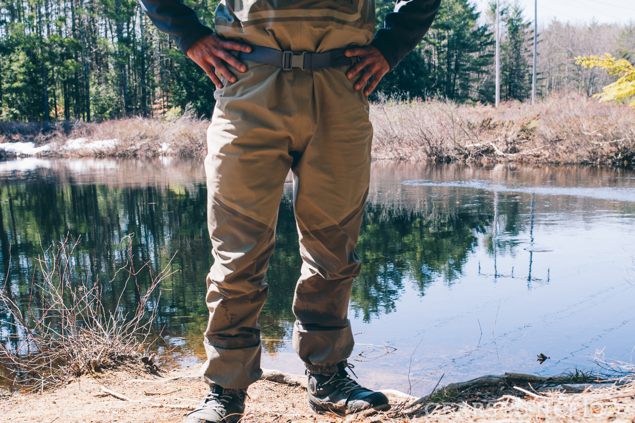 Orvis Silver Sonic Waders Review Gear Science