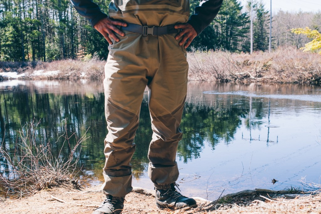 Orvis SilverSonic Waders Review -1