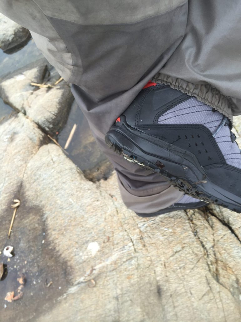 Simms Vaportread Rubber Sole