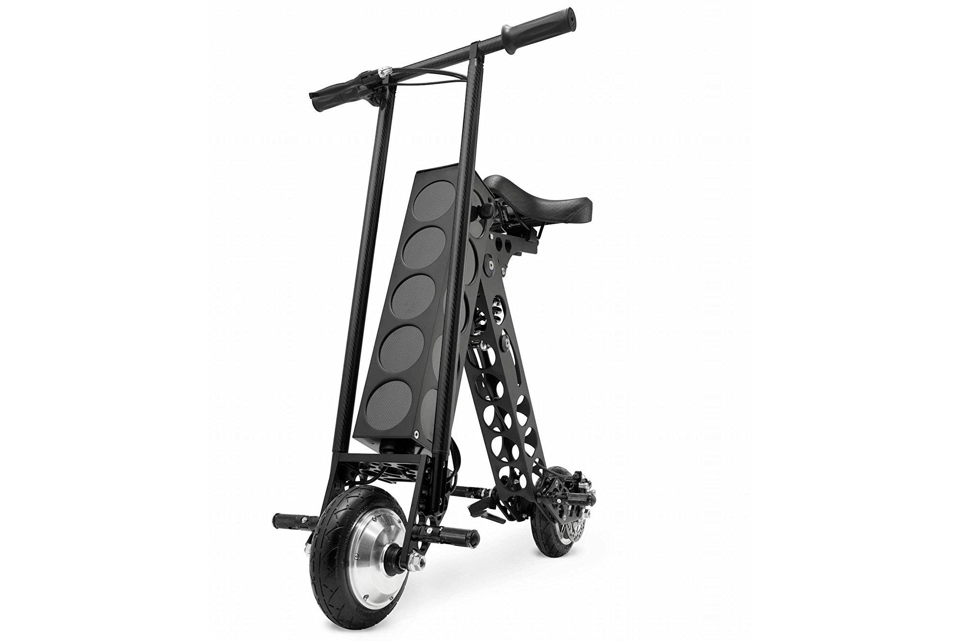 Urb E Black Label Electric Folding Scooter