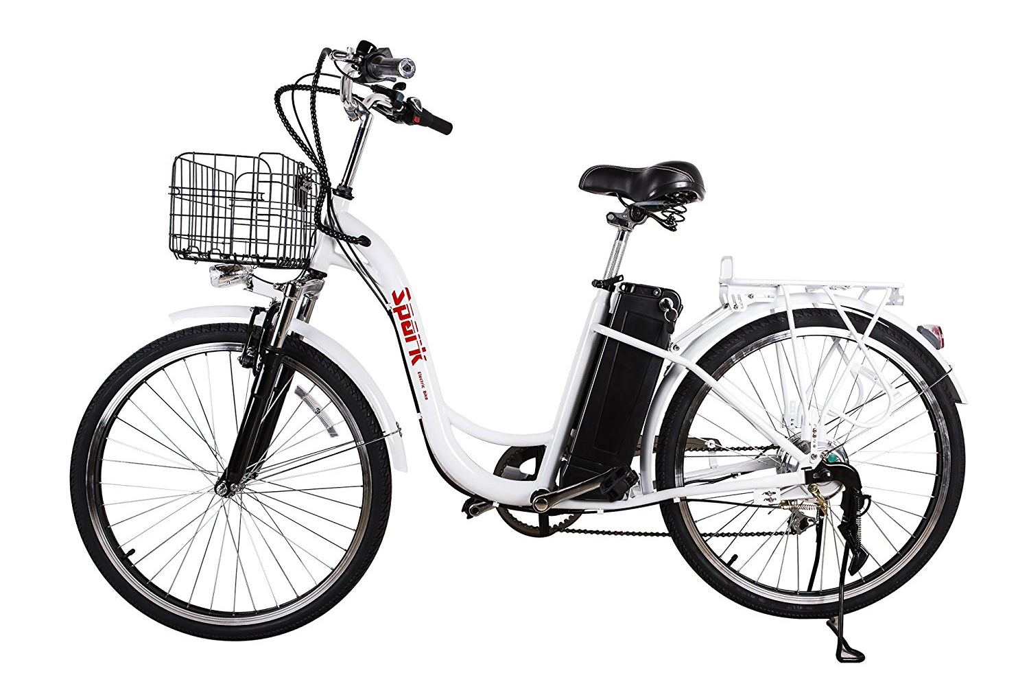 Nakto 26 City Electric Bicycle Ebike Thumbnail Image 2