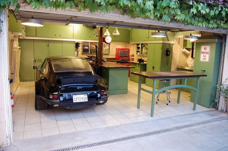 Jack Olsen's Perfect Garage