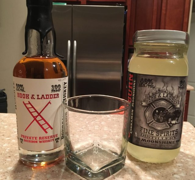 Hook and Ladder Moonshine